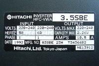 4 TYPENSCHILD HFC-VWA3.5SBE