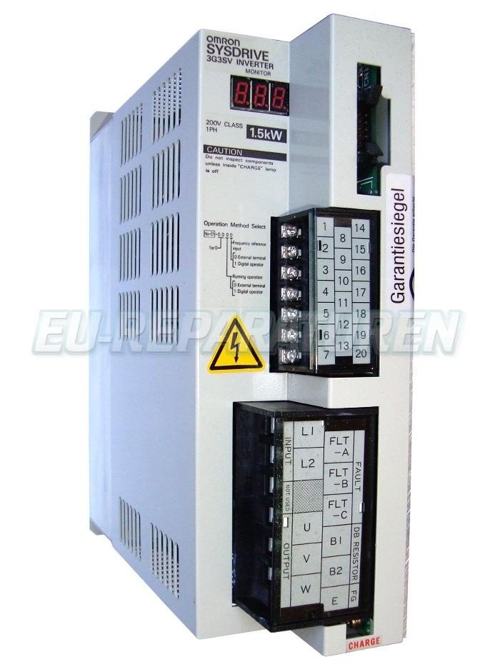 SERVICE OMRON 3G3SV-BB015-E AC DRIVE