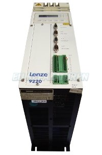 2 FREQUENCY INVERTER 9223 E.2B.20 LENZE REPAIR-SERVICE