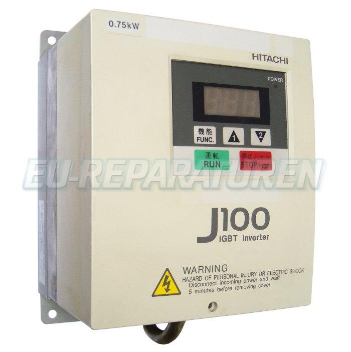 SERVICE HITACHI J100-007SFE5 AC DRIVE
