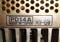4 TYPENSCHILD PD14A
