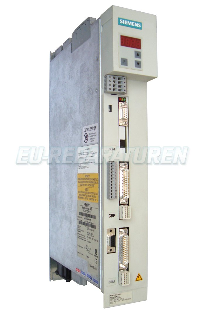 SERVICE SIEMENS 6SE7013-0EP50-Z AC DRIVE