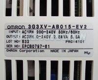 4 TYPENSCHILD 3G3XV-AB015-EV2