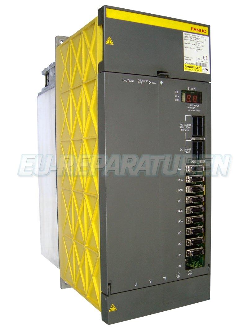 SERVICE FANUC A06B-6102-H222 AC DRIVE