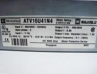 4 TYPENSCHILD ATV16U41N4