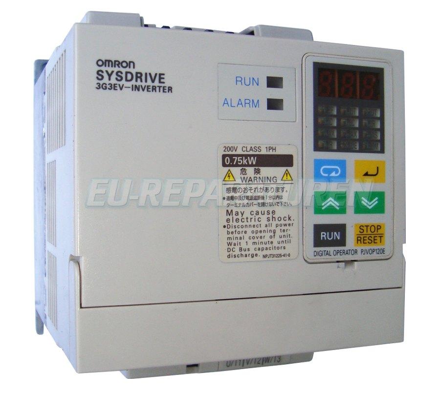 REPARATUR OMRON 3G3EV-AB007-CER2 AC DRIVE