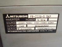 4 TYPENSCHILD FR-Z220-5.5KP