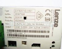 4 TYPENSCHILD EVF8201-E-V901