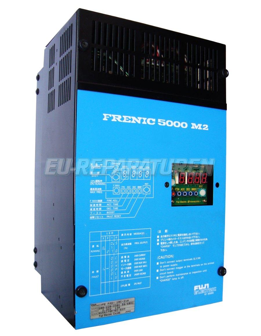 SERVICE FUJI ELECTRIC FMD-2AC-21A AC DRIVE