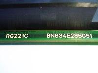 3 TYPENSCHILD RG221C