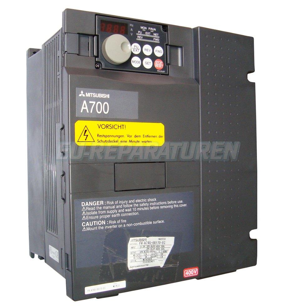 SERVICE MITSUBISHI FR-A740-00170-EC AC DRIVE