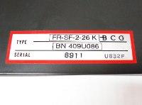 4 TYPENSCHILD FR-SF-2-26K-BCG