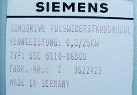3 TYPENSCHILD 6SC6110-0GB00