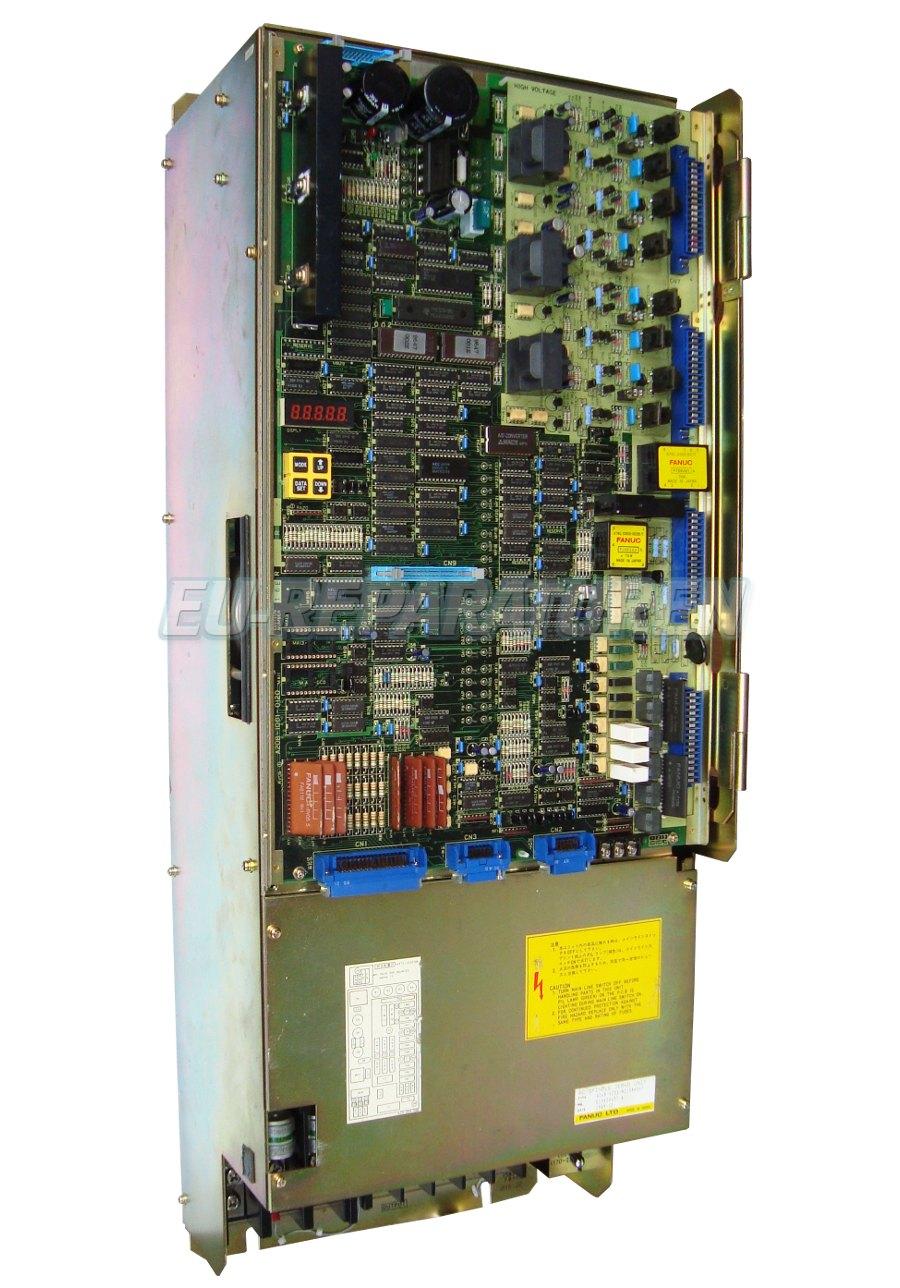 SERVICE FANUC A06B-6055-H215 AC DRIVE