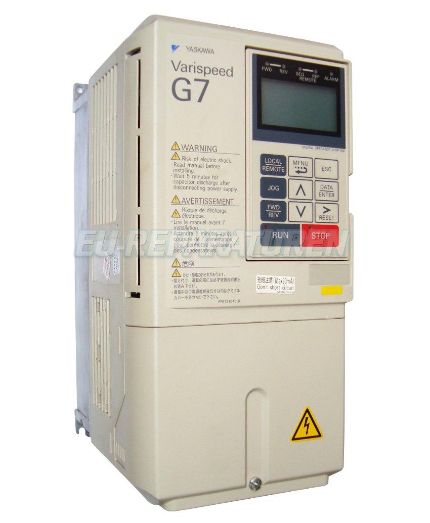 SERVICE YASKAWA CIMR-G7A25P5 AC DRIVE