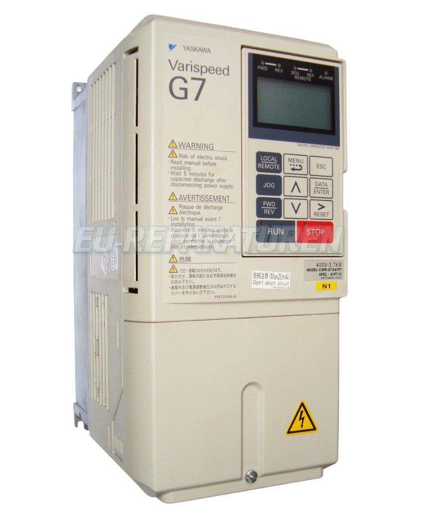 SERVICE YASKAWA CIMR-G7A43P7 AC DRIVE