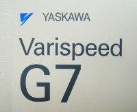 4 LOGO CIMR-G7A43P7 VARISPEED-G7