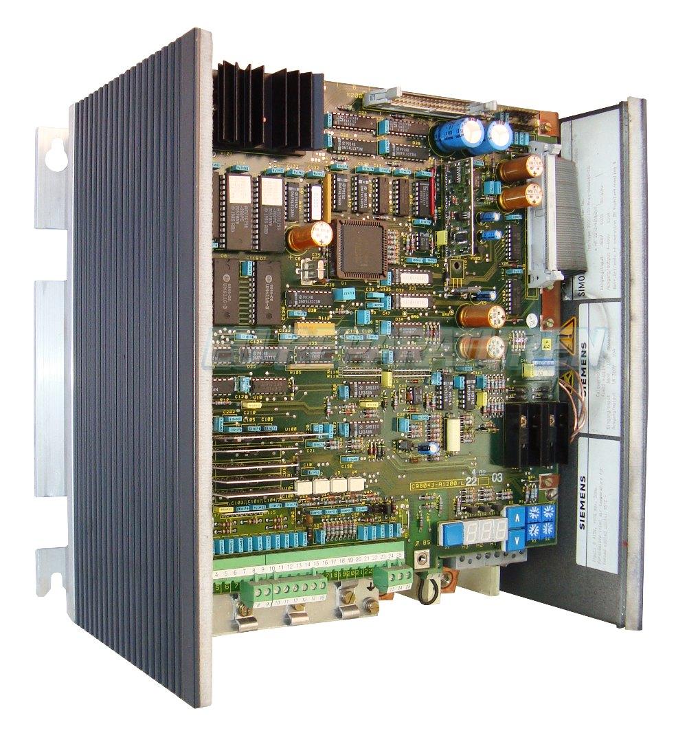 reparatur siemens 6ra2225 6dv62 0 simoreg k gleichstromrichter 60a 380vac 6ra22256dv620. Black Bedroom Furniture Sets. Home Design Ideas