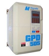 1 REPARATUR MAGNETEK GPD505V-A027 MIT GARANTIE