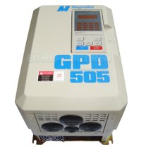 2 MAGNETEK FREQUENZUMRICHTER GPD505V-A027 AUSTAUSCH