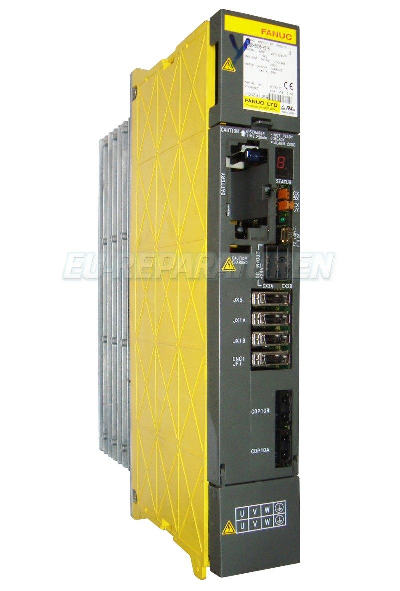 SERVICE FANUC A06B-6096-H116 AC DRIVE