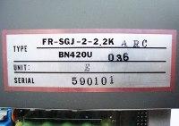 4 TYPENSCHILD FR-SGJ-2-2.2K