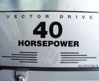 5 TYPENSCHILD 29-10072 VECTOR DRIVE