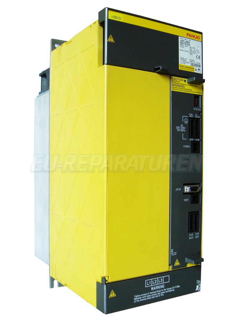 SERVICE FANUC A06B-6150-H030 POWER SUPPLY