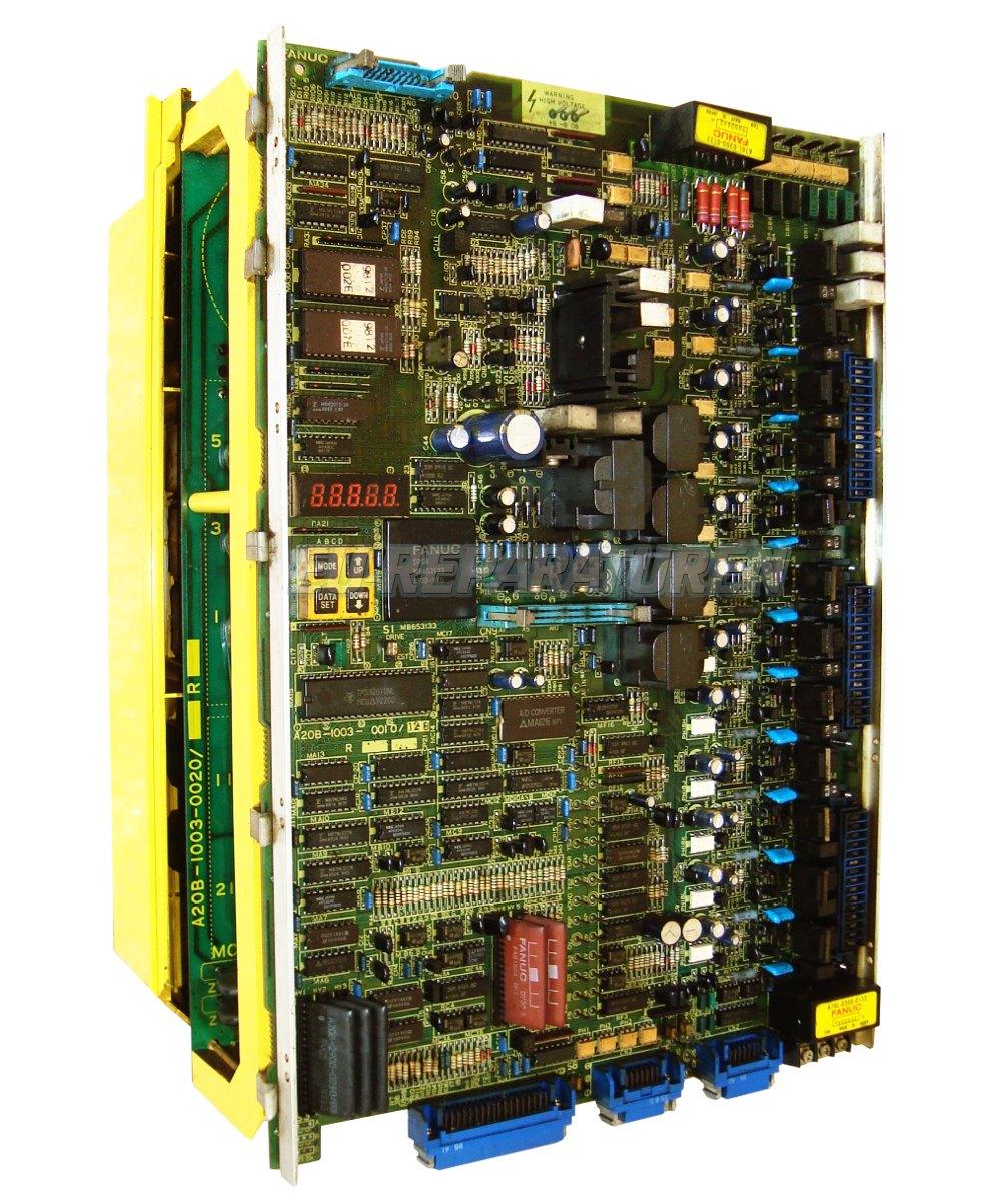 SERVICE FANUC A06B-6059-H212 AC DRIVE