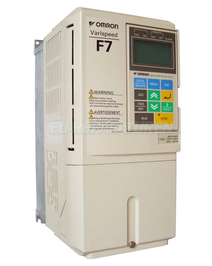 SERVICE OMRON CIMR-F7Z44P0 AC DRIVE