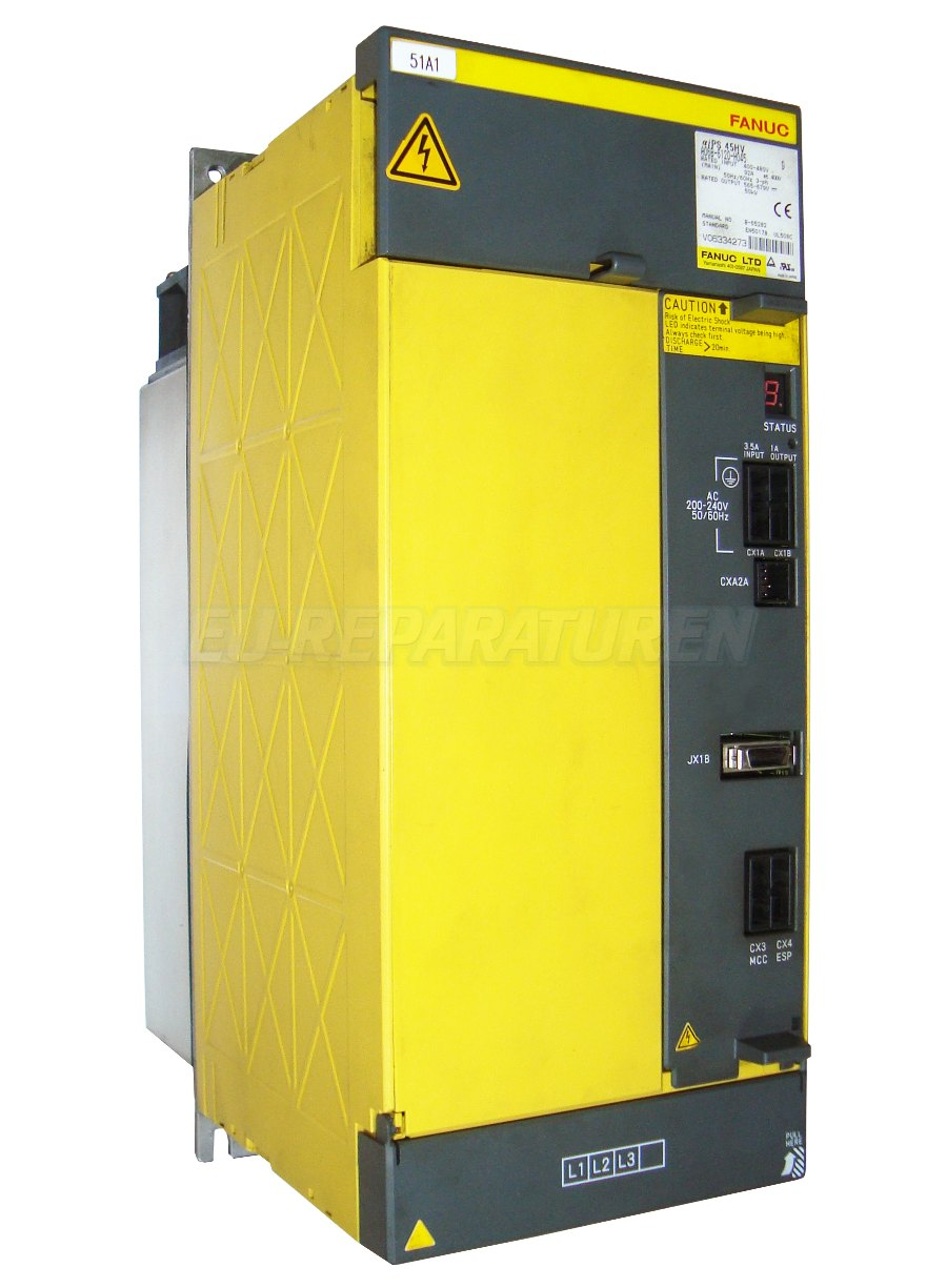 SERVICE FANUC A06B-6120-H045 POWER SUPPLY