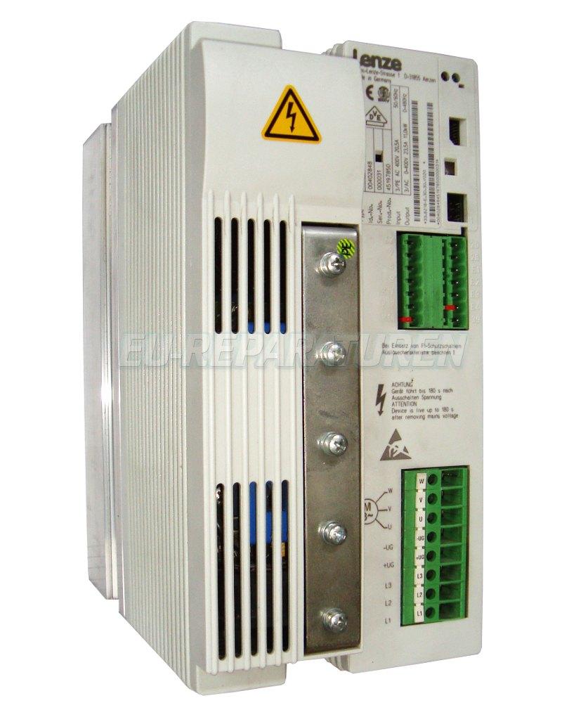 SERVICE LENZE EVF8218-E-V020 AC DRIVE