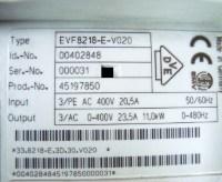 4 TYPENSCHILD EVF8218-E-V020