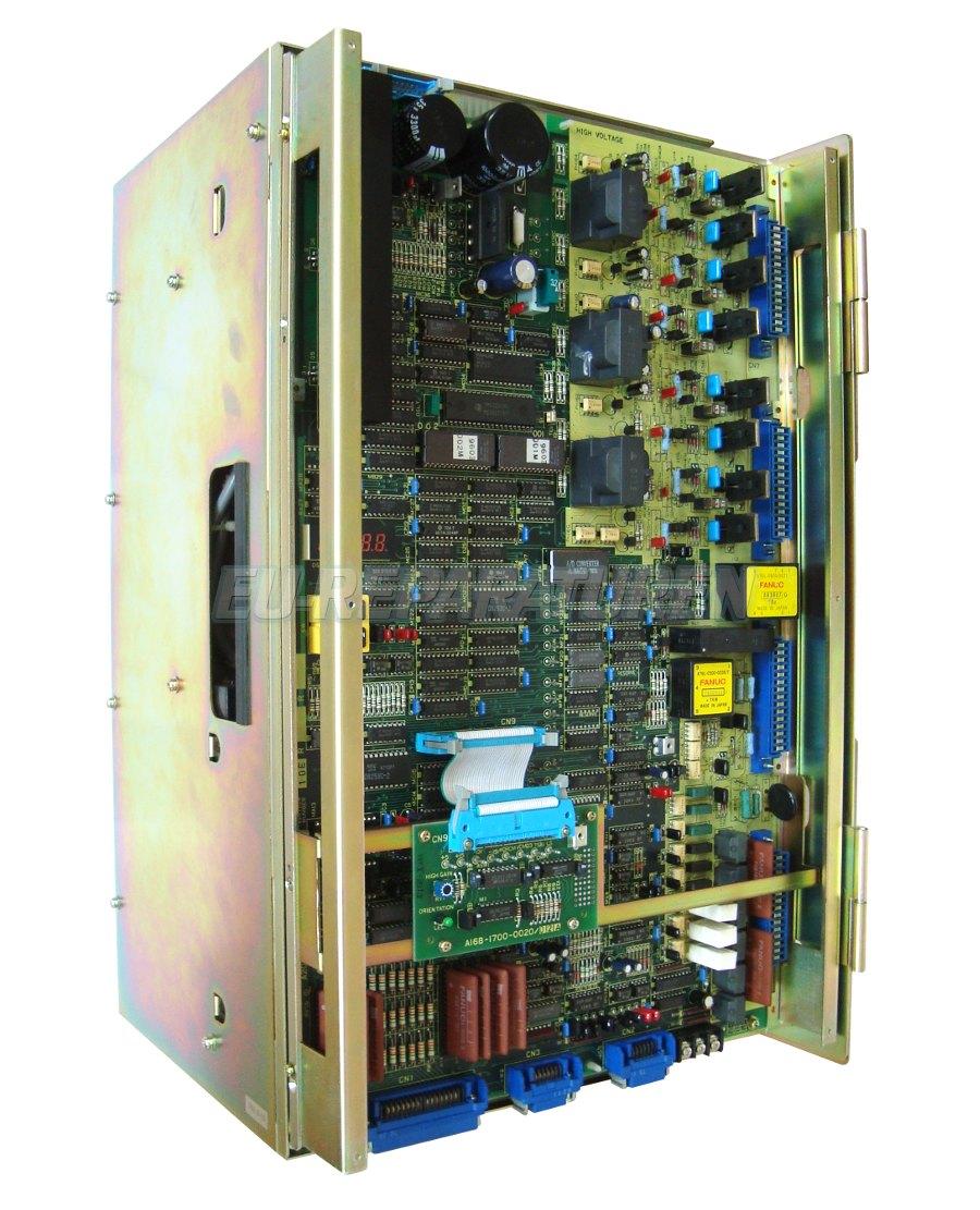 SERVICE FANUC A06B-6055-H208 AC DRIVE