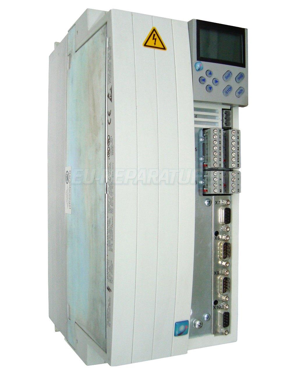 SERVICE LENZE EVS9326-ER AC DRIVE