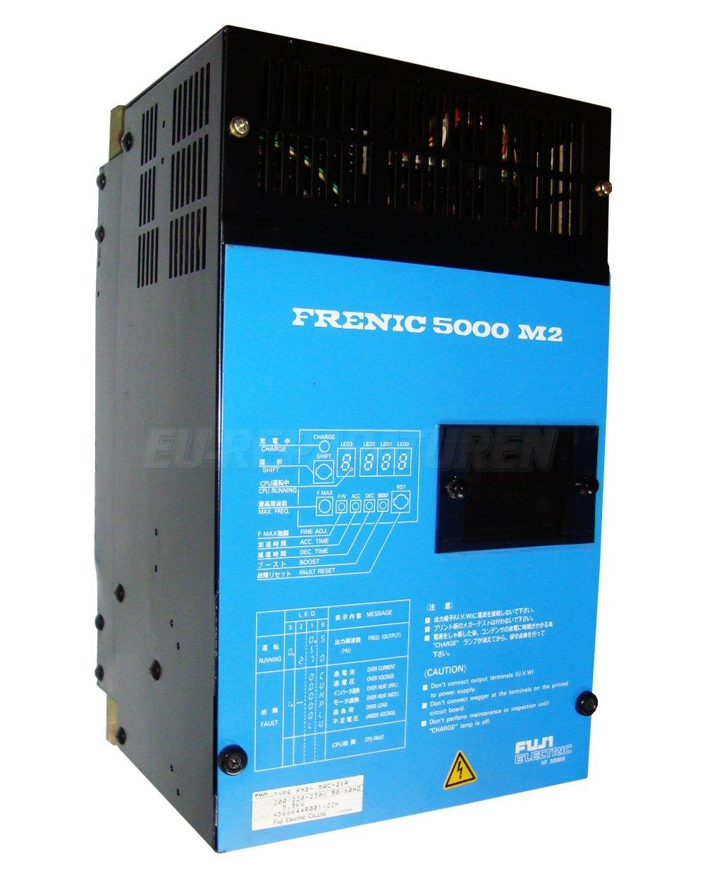 SERVICE FUJI ELECTRIC FMD-5AC-21A AC DRIVE