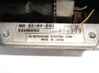 4 TYPENSCHILD MR-S1-80-E01