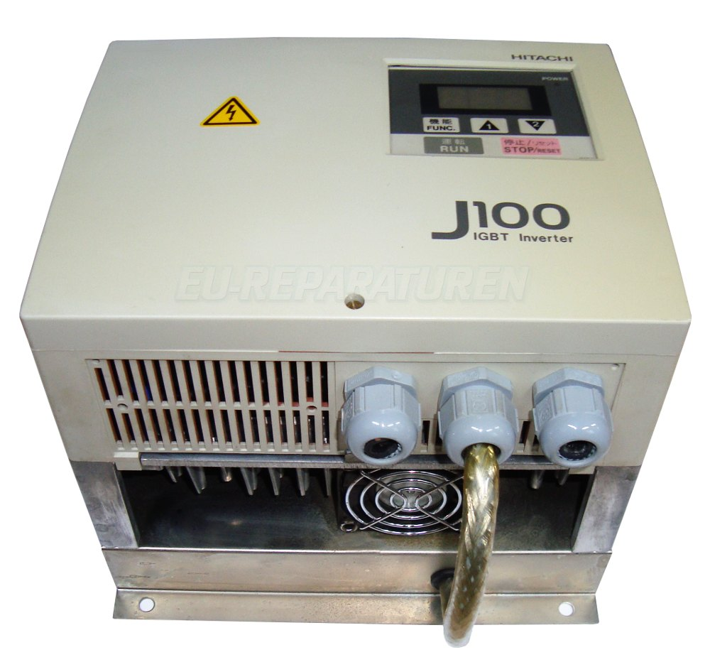 SERVICE HITACHI J100-011HFE AC DRIVE