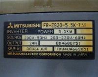 4 TYPENSCHILD FR-Z920-5.5K-TM