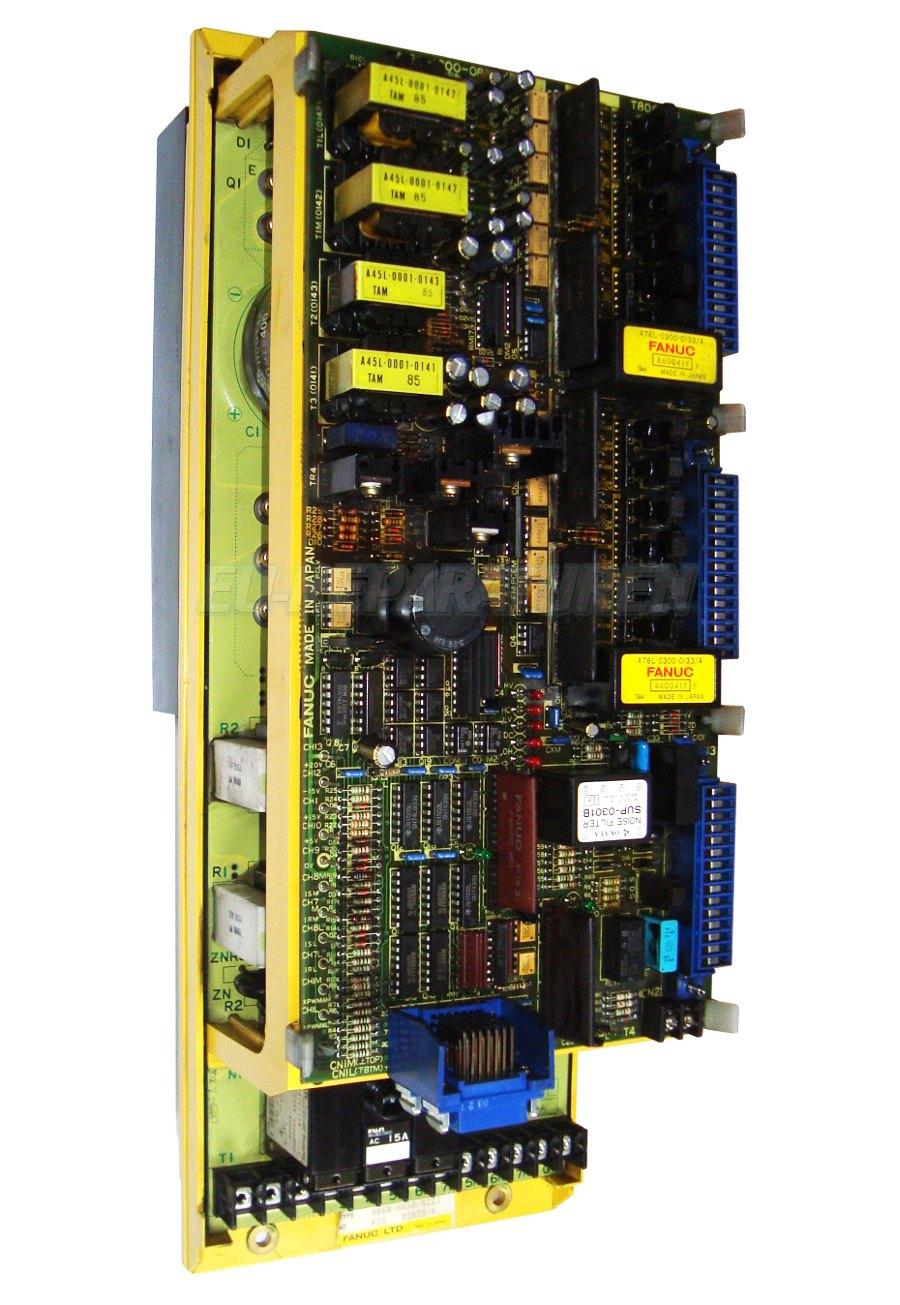 SERVICE FANUC A06B-6058-H223 AC DRIVE