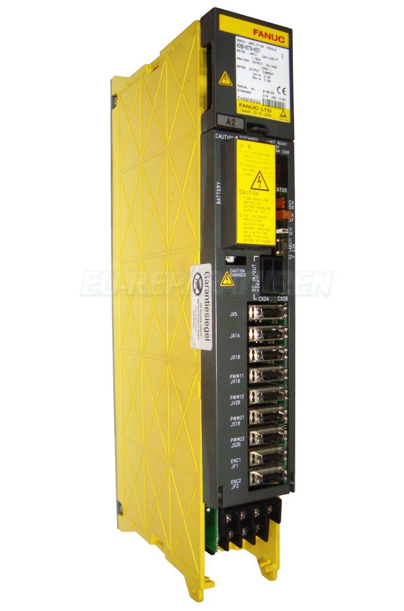 SERVICE FANUC A06B-6079-H201 AC DRIVE