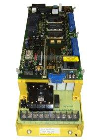 2 ACHSVERSTAERKER FANUC A06B-6058-H025 AUSTAUSCH