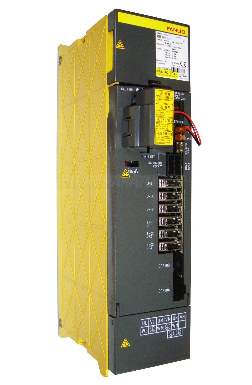 SERVICE FANUC A06B-6096-H302 AC DRIVE