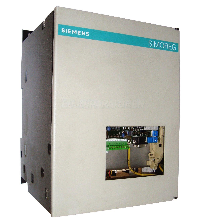SERVICE SIEMENS 6RA2325-6DV61-0 DC DRIVE