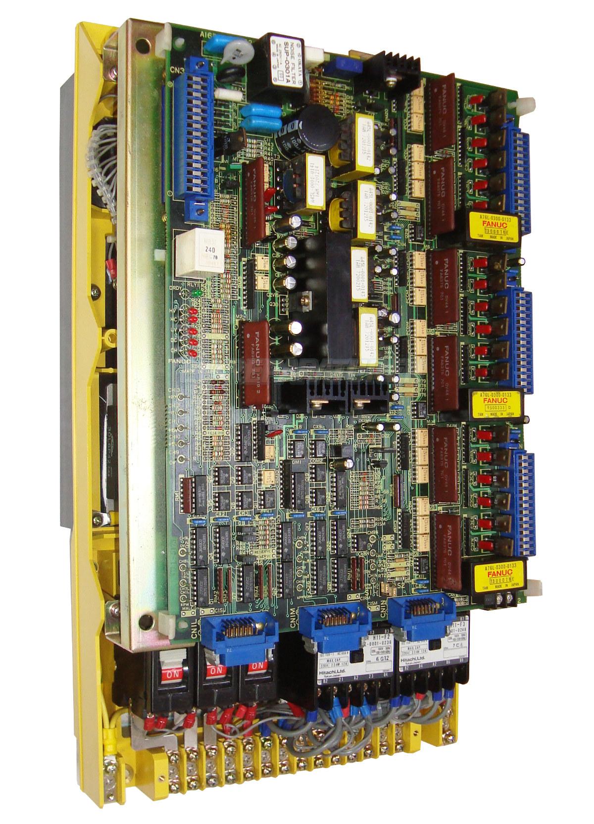 SERVICE FANUC A06B-6058-H301 AC DRIVE