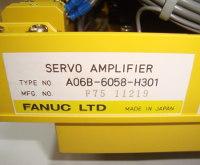 4 CHEAP REPAIR A06B-6058-H301 FANUC