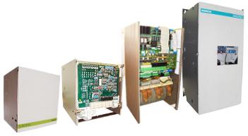 Reparatur und Austausch Gleichstromrichter
