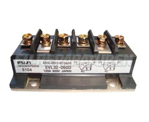 VORSCHAU: FUJI ELECTRIC EVL32-060D TRANSISTOR MODULE