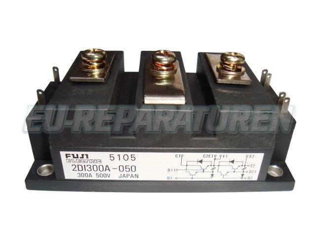 Weiter zum Artikel: FUJI ELECTRIC 2DI300A-050 TRANSISTOR MODULE