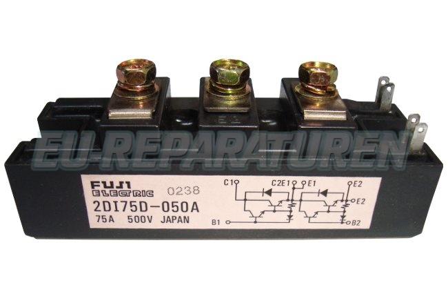 Weiter zum Artikel: FUJI ELECTRIC 2DI75D-050A TRANSISTOR MODULE